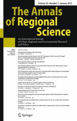 Determining optimal location of new growth centers based on LGP–IRIO model to reduce regional disparity in Indonesia