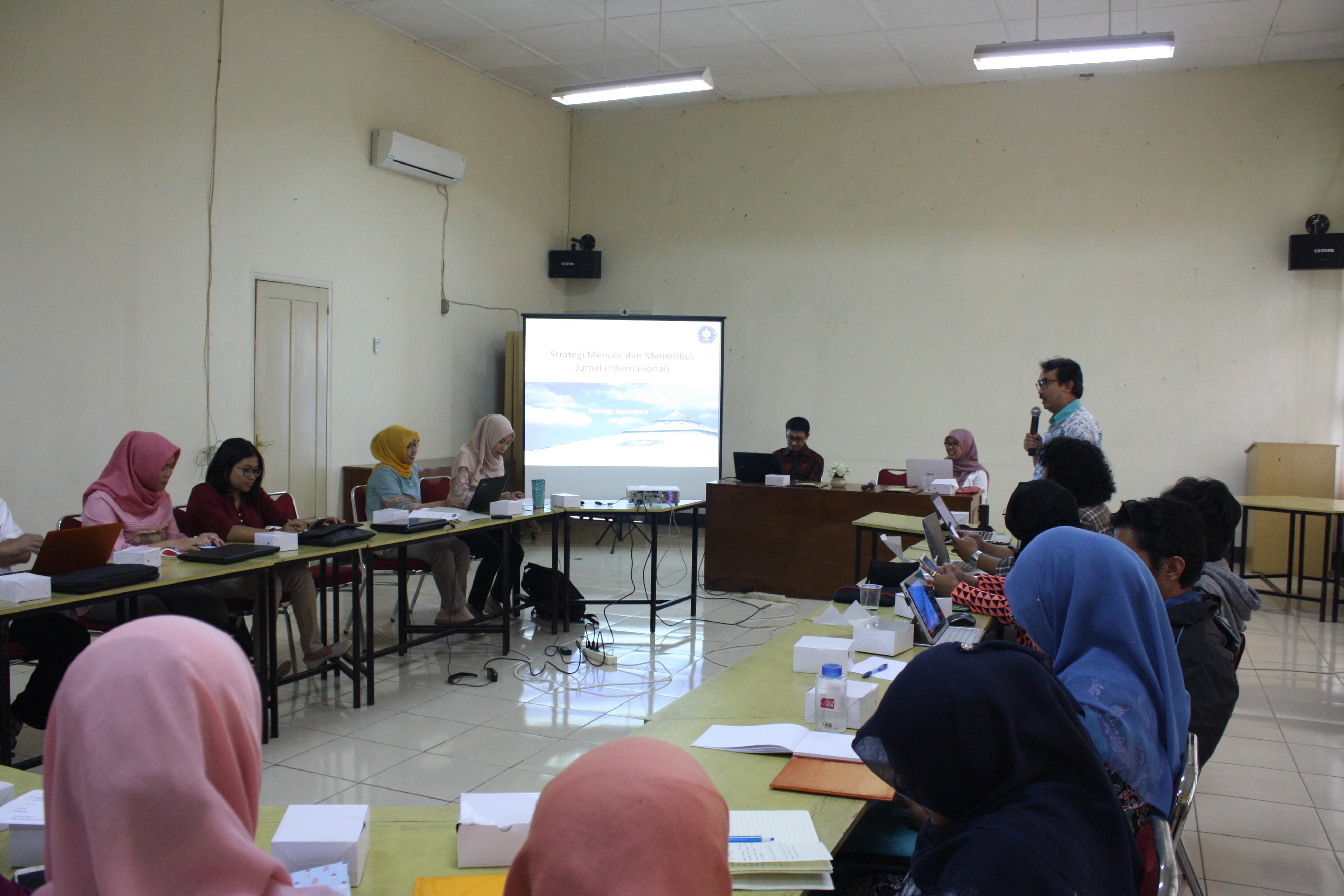 Discussion Scientific Writing