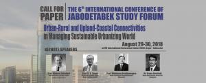 the 6th Jabodetabek study forum