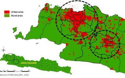 Dampak Kecenderungan Konurbasi Jakarta-Bandung terhadap Alih Fungsi Lahan Pertanian dan Lingkungan