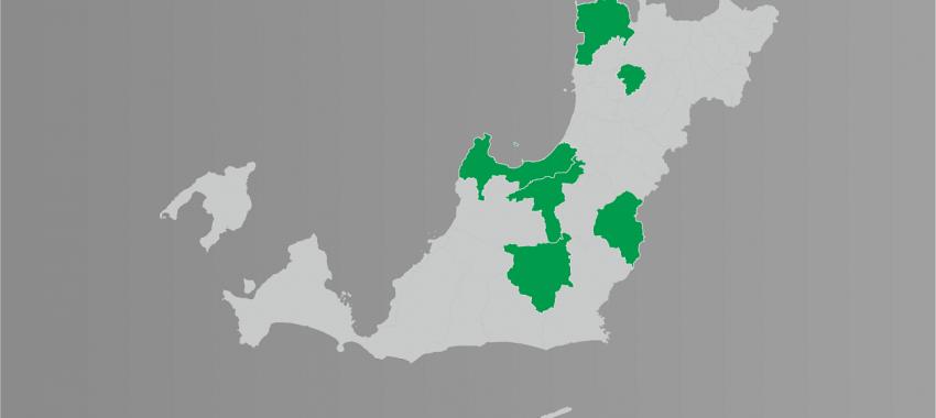 Penyusunan Rencana Detil Tata Ruang (RDTR) Kabupaten Pandeglang