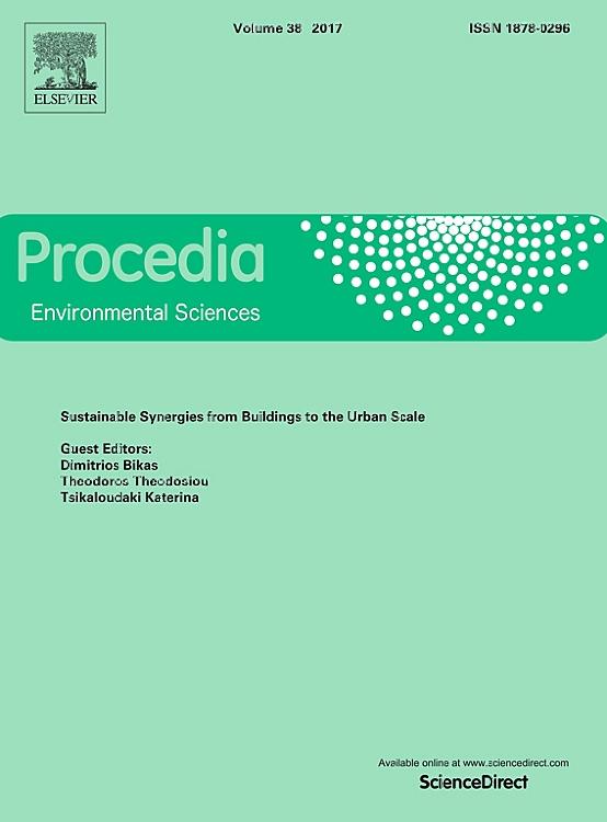 Procedia Environmental Sciences