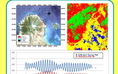 Variasi Nilai Indeks Vegetasi Modis pada Siklus Pertumbuhan Padi
