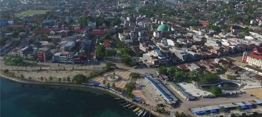 Rancangan Naskah Teknokratis RPJMD Kota Bau-Bau Tahun 2018-2023