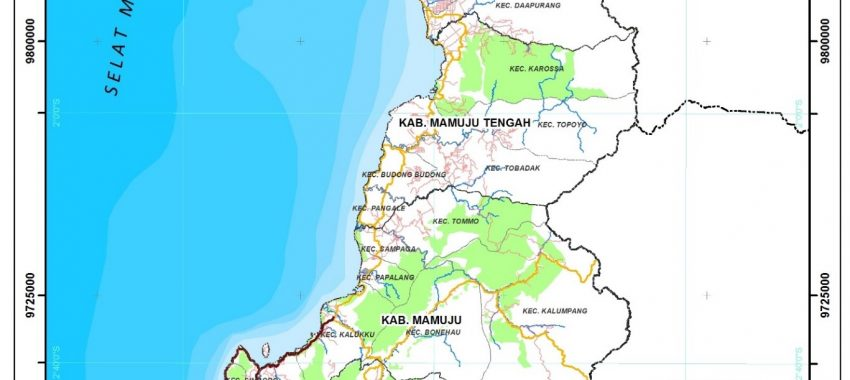 Kajian Pengelolaan dan Pengembangan Hutan Provinsi Sulawesi Barat