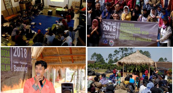 Asistensi Perencanaan Desa Berbasis Komoditas Unggulan